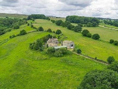 Brooks Bank Farm, Oaks Lane, Midhopestones, Sheffield, S36