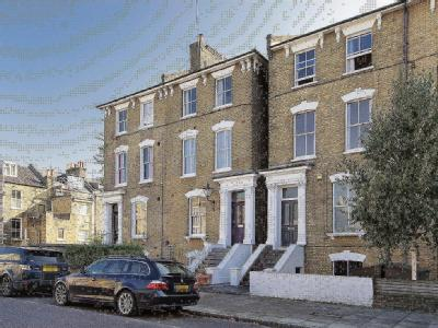 Sandringham Road, London E8 - Modern