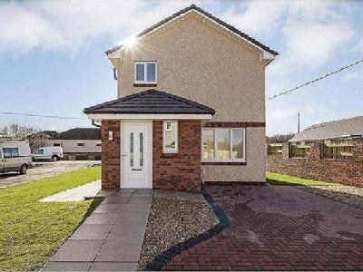 House for sale, Larkhall, ML9 - Patio