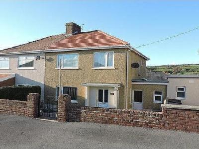 Station Road, Kidwelly - Garden