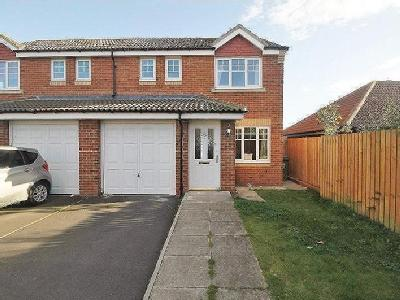 Sedgewick Close, Hartlepool - Modern
