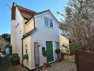 Parkers Hill, Tetsworth - Cottage