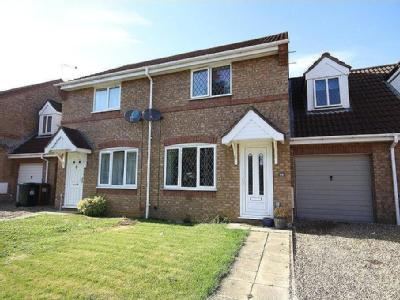 Winchester Way, Sleaford, Lincolnshire, NG34