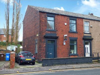 Milnrow Road, Rochdale, Greater Manchester, OL16