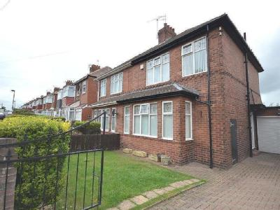House for sale, Fenham - Garden