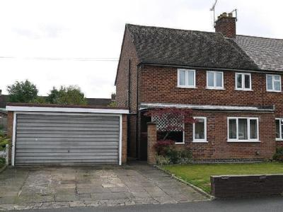 Crescent Road, Lutterworth, Leicestershire