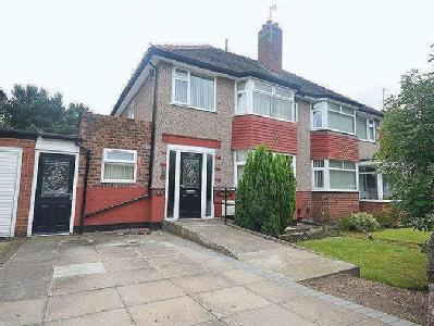 Woolton Road, Garston - Semi-Detached