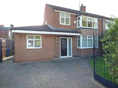 Mirfield Drive, Middleton, Manchester, Greater Manchester, M24
