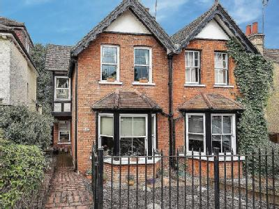 High Beech Road, Loughton - Victorian