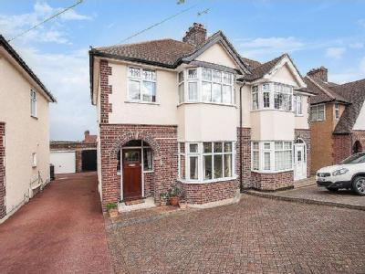 Hilltop, Loughton - Semi-Detached