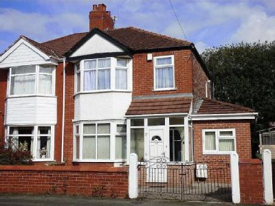 Beverly Road, Fallowfield, Manchester, M14
