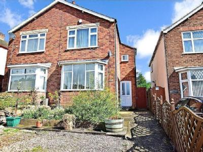 Markfield Road, Groby, Leicester