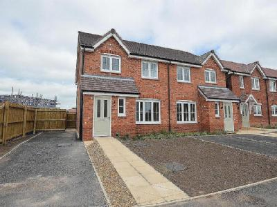 Glebe Road, Sandbach - Semi-Detached