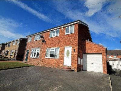 Baslow Crescent, Dodworth, S75