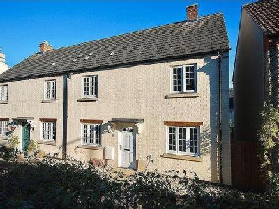 Cuckoo Hill, Bruton - Semi-Detached
