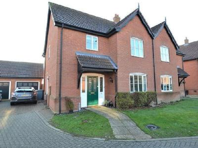 Adey Close, Aylsham - Modern