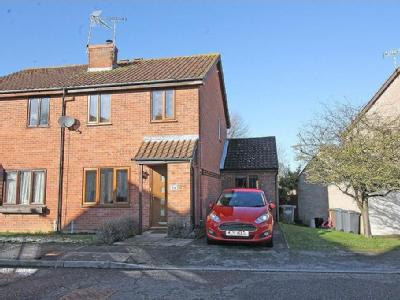 Framlingham, Suffolk - Semi-Detached