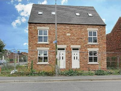 Butts Road/Pasture Road, Barton-Upon-Humber, North Lincolnshire, DN18