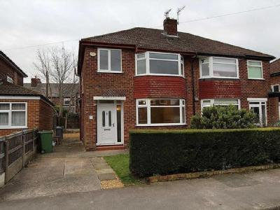 Bradley Close, Timperley - Garden