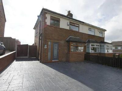 Station Road, Blackrod - Patio