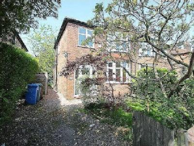 Hartford Road, Sale - Semi-Detached