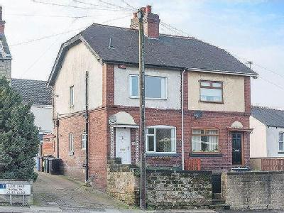 Clifton Cottages, Church Street, Barnsley, S72, Driveway To The Side