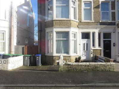 Saville Road, Blackpool FY1