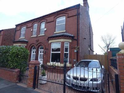 Parkfield Road North, New Moston, Manchester, M40