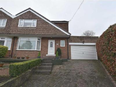 House for sale, Whickham - Garden