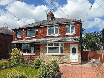 Elton Road, Sandbach - Semi-Detached