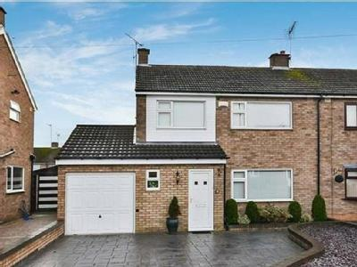 Chatsworth Rise, Styvechale, Coventry, West Midlands