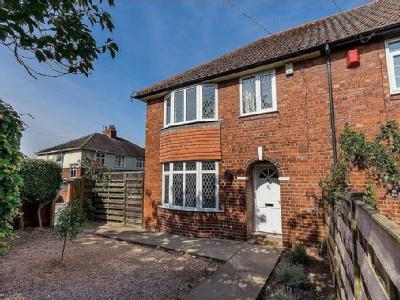 Ainsty Avenue, York - Double Bedroom