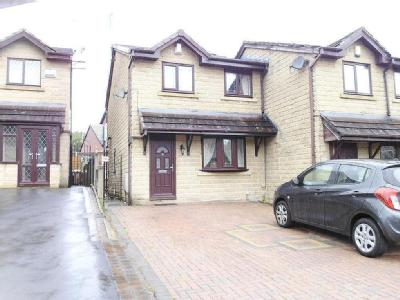 Apple Way, Middleton, Manchester, Greater Manchester, M24