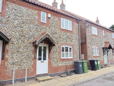 House to rent, Holt - Unfurnished