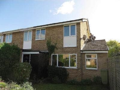 House to let, OLNEY MK46 - Terraced