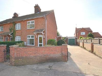 Mill Road, Aylsham - Semi-Detached
