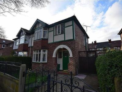 Leicester Road, Sale, Cheshire, M33