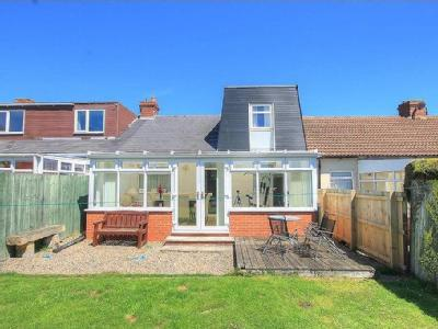 First Street, Pont Bungalows, Consett, DH8