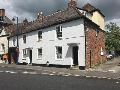 Long Street Cottages, Long Street, Devizes, Wiltshire, Sn10