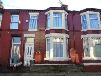 Chatsworth Avenue, Orrell Park, Liverpool, L9