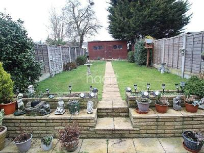 House for sale, Rivermill - Garden