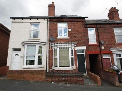 Spring House Road, Sheffield - House