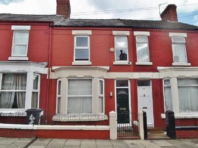 Park Road, Birkenhead - Terraced