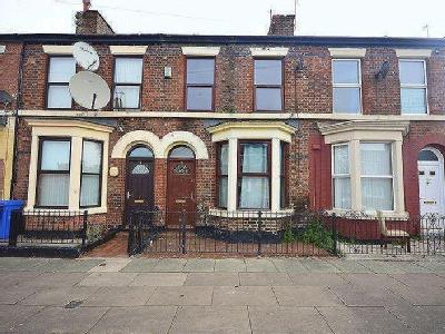 Madelaine Street, Toxteth - House