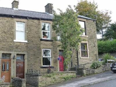 Whitfield Cross, Glossop - Garden