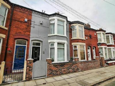 Hanford Ave, Orrell Park, Liverpool, L9