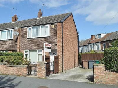 Farlow Road, CH42 - No Chain, Garden