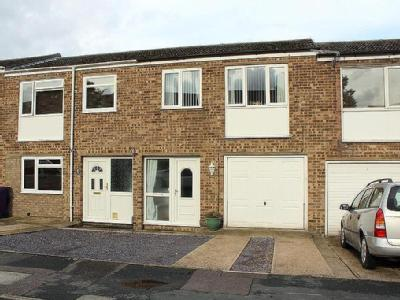 Kingston Vale, Royston - Terraced