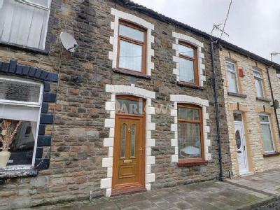 Whitting St, Ynysir - Terraced