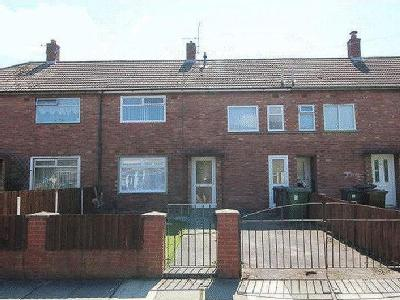 Florence Nightingale Close, Bootle